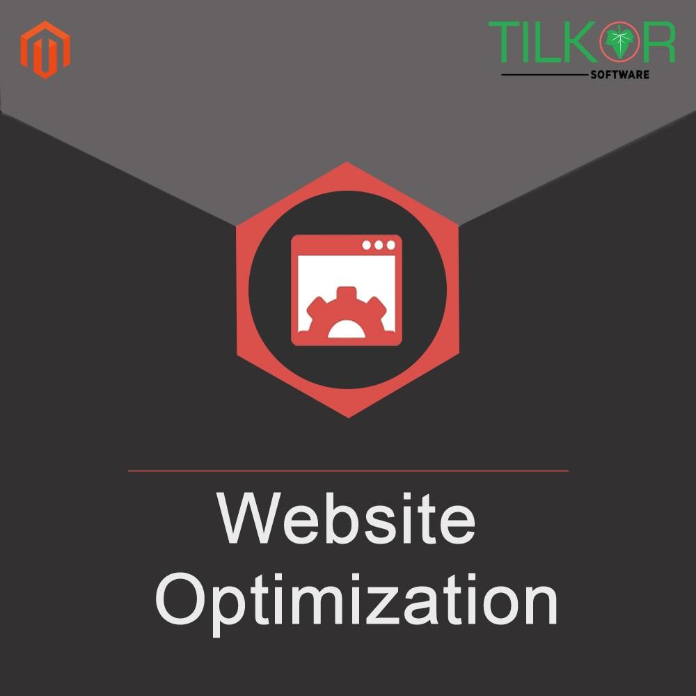 Magento Website Optimization