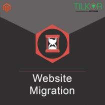 Magento Website Migration