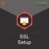 Magento SSL Setup